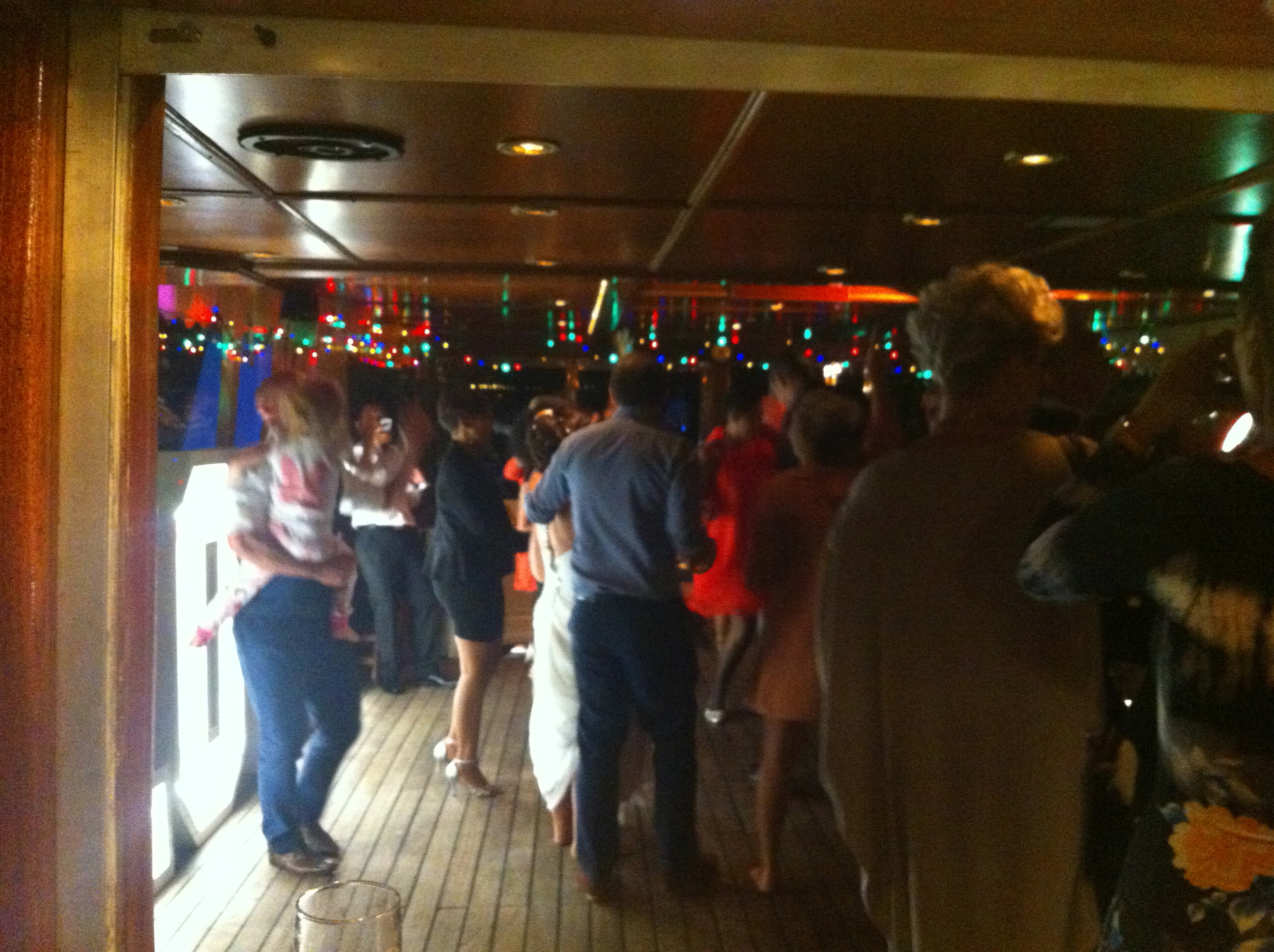 Board the Princess Caroline for the Ultimate Christmas Boat Party in ...
