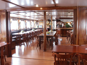 About Princess Caroline - Our Middle Deck Restaurant