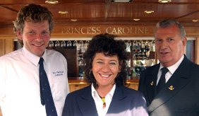 Meet the Princess Caroline Crew